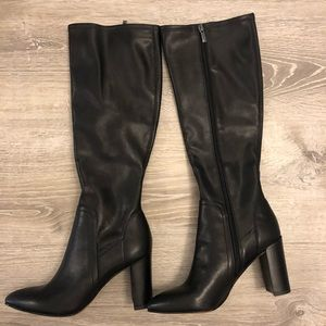 Franco Sarto Shoes - Black Boots 💕